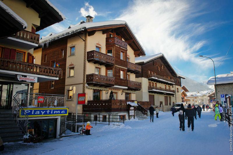 Livigno Italy Livigno Ski Apartments