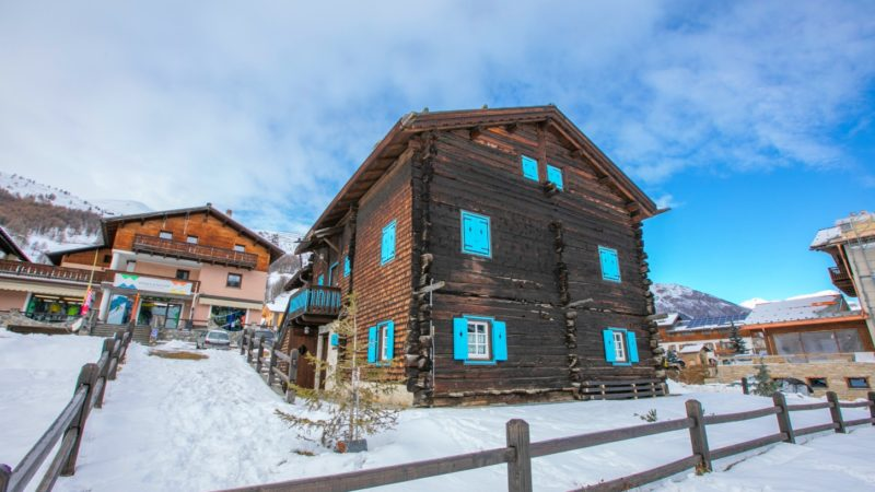 4 bedroom apartment livigno
