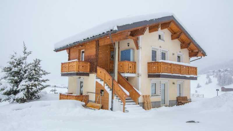 Ski apartment Cervo in Livigno, Italy