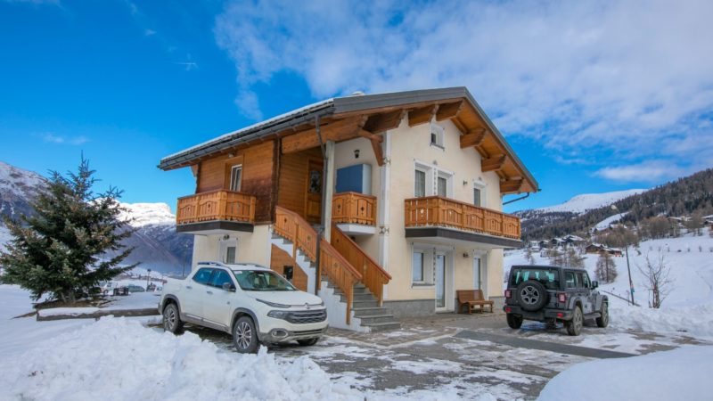 livigno winter holiday