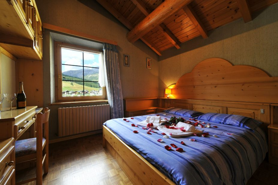 livigno family apartment