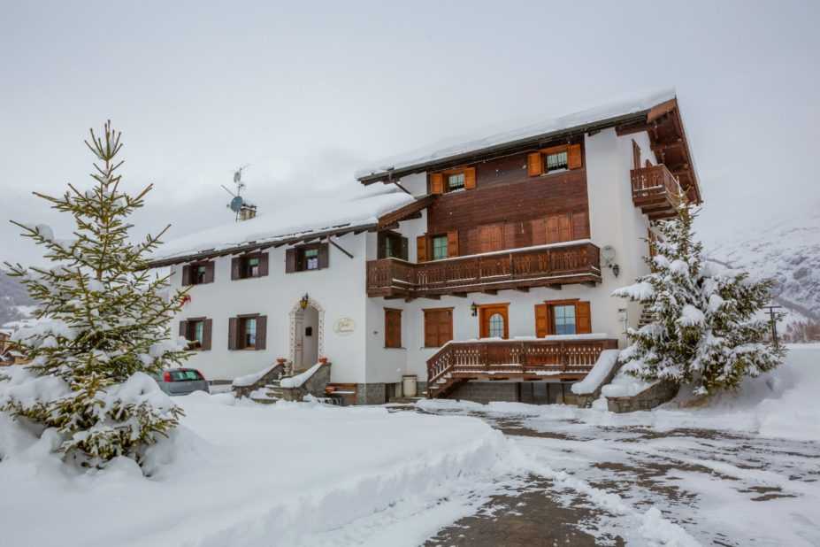 family apartment livigno