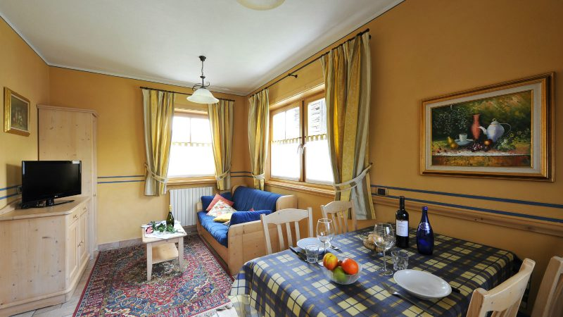 romantic apartment livigno