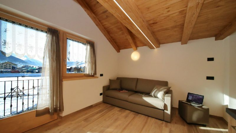 ski apartment livigno
