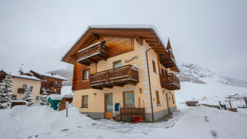 livigno accommodation